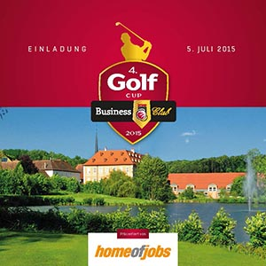 4. Golf-Cup des Brose Baskets Business Clubs - organisiert von Alexander Düthorn
